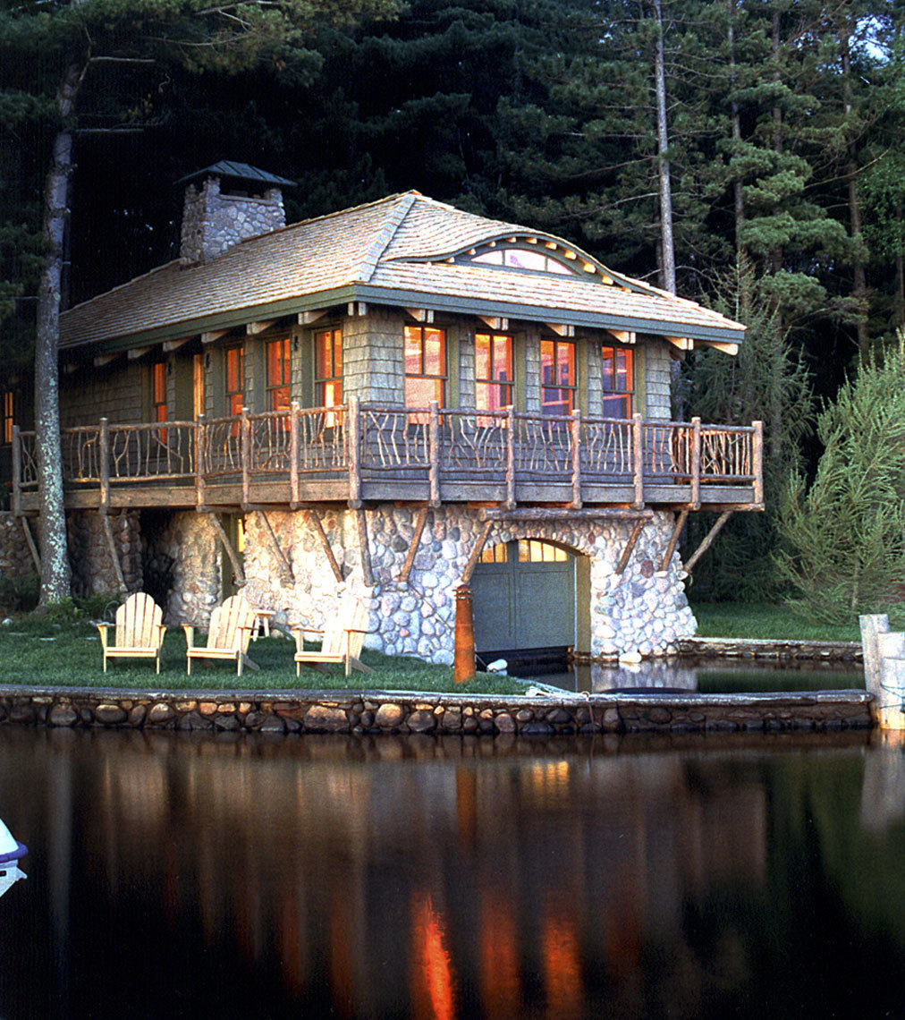 North Woods Boathouse