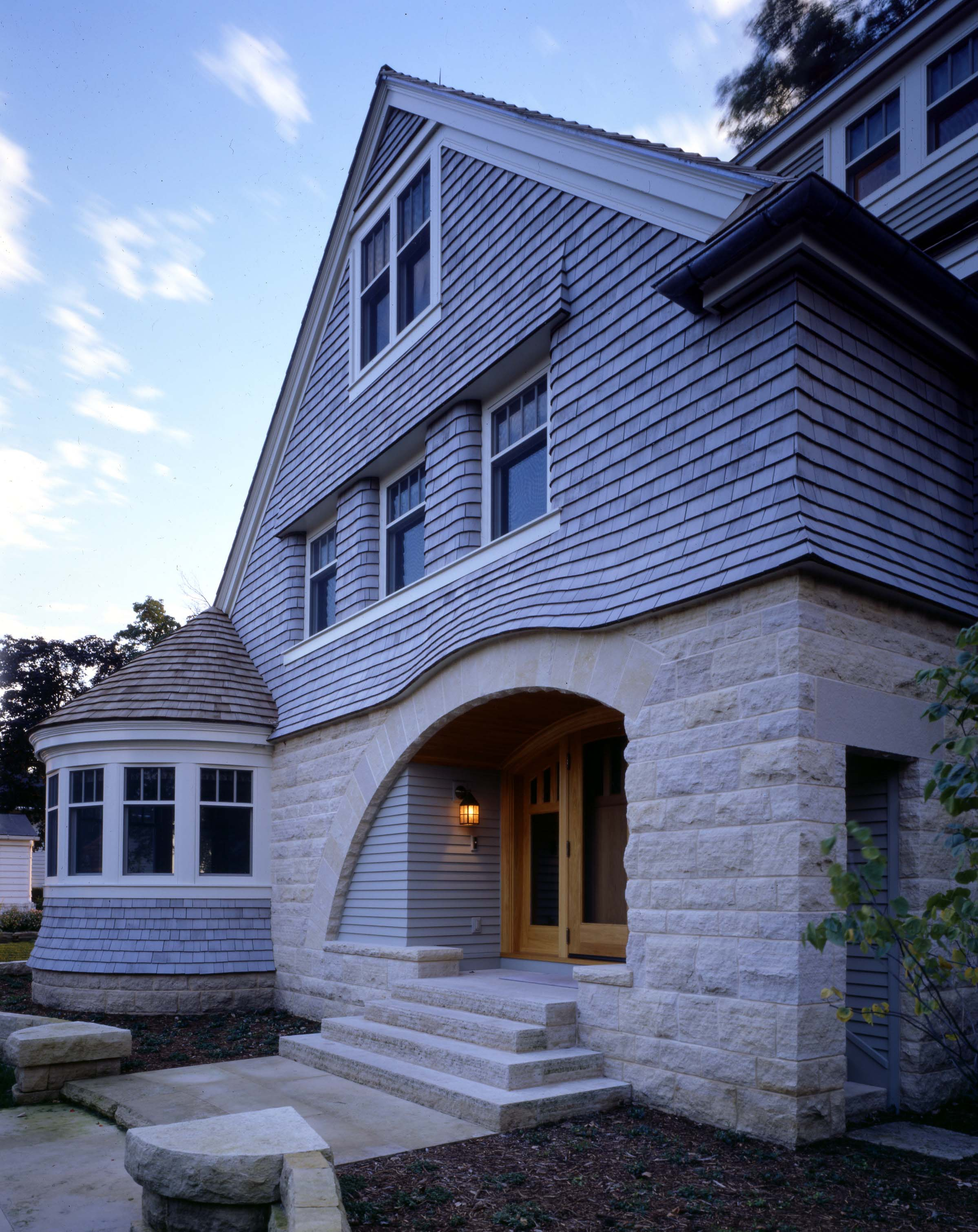 Shingle Style Residence